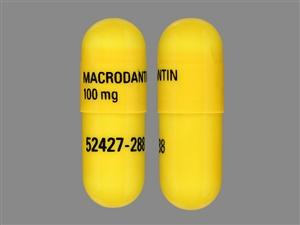 Image of Nitrofurantoin Macrocrystals