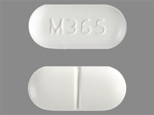 Image of Acetaminophen-Hydrocodone Bitartrate